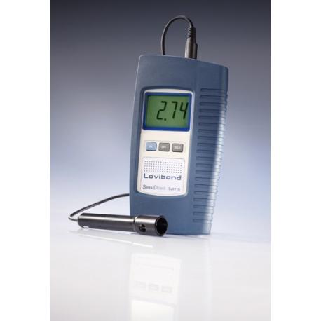 pH110 Prenosný profesionálny pH-meter