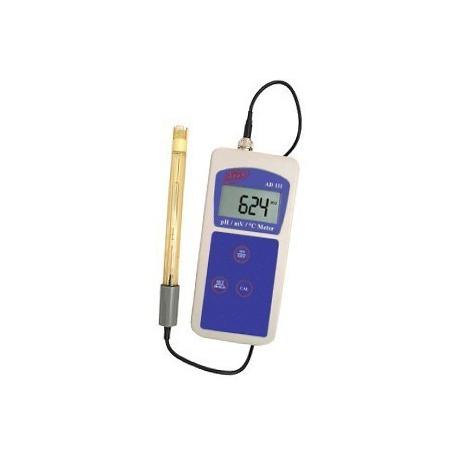 AD111 Prenosný profesionálny pH/ORP-meter