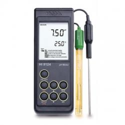 HI9124 Profesionálny prenosný pH meter