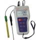 AD130 Prenosný vodotesný pH-meter