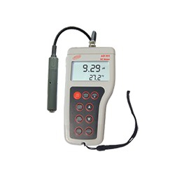 AD331 Professional Waterproof Conductivity-TEMP Portable Meter with GLP