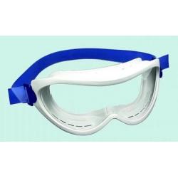 Ochranné okuliare s gumičkou