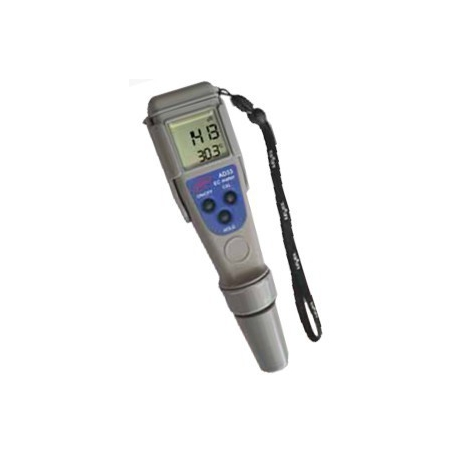 AD33 Vodotesný tester vodivosti 0-1999 μS/cm