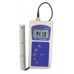 Adwa AD310 Prenosný merač vodivosti v kufríku