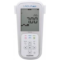 LAQUAact PH110-K Prenosný pH/ORP merač v kufríku