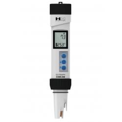 COM-300 Kombinovaný vodotesný tester pH, vodivosti a TDS