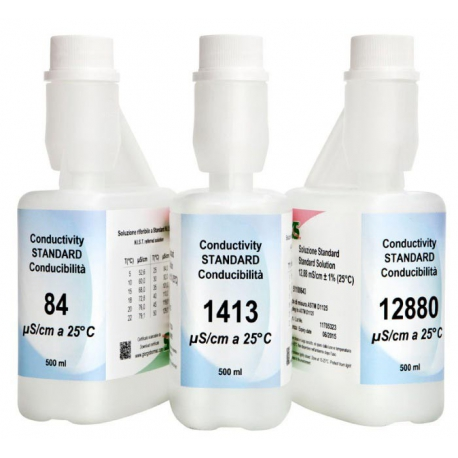 XS Kalibračný roztok 84 µS/cm2, 500 ml