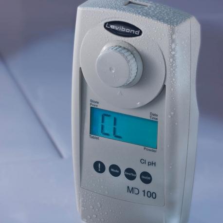 MD 100 Fotometer na voľný a celkový chlór