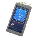 CRC-461 Profesionálny merač pH, ORP, EC, slanosti a teploty