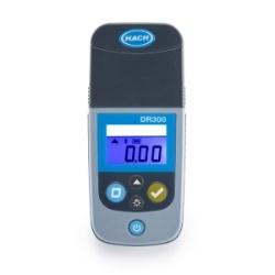HACH DR300 Prenosný kolorimeter na voľný a celkový chlór