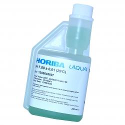 HORIBA Kalibračný roztok pH 7.01 s certifikátom, 250 ml