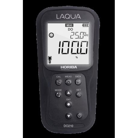 LAQUA DO210 Profesionálny merač rozpusteného kyslíka, kufríková sada