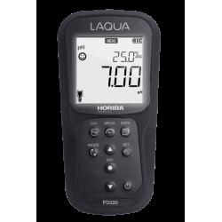 HORIBA LAQUA PD220 Profesionálny merač pH/ORP/DO, kufríková sada