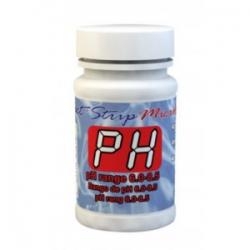eXact Reagencie na pH, 100 pásikov