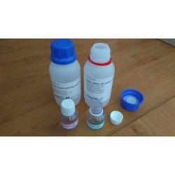 Plastová fľaša, prázdna, uzatvárateľná