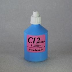 DUKE Reagencie na stanovenie chlóru a oxidu chloričitého - Cl2-DPD