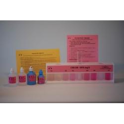 DUKE Sada na stanovenie chlóru v pitných vodách do 1,2 mg/l