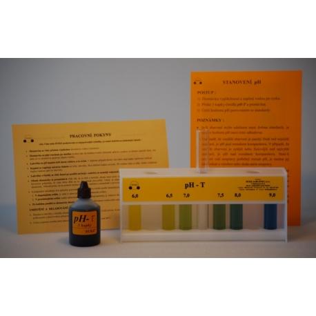 DUKE Sada na stanovenie pH (6,0 - 9,0)