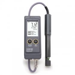 HI991300 Profesionálny kombinovaný merač pH/EC/TDS