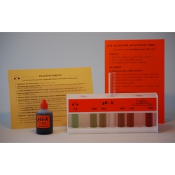 DUKE Sada na stanovenie pH (9,5 - 12,0)