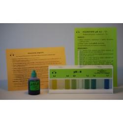 DUKE Sada na stanovenie pH (6,2 - 7,7)