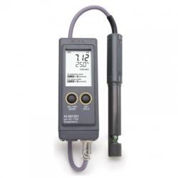 HI991301N Profesionálny kombinovaný pH/EC/TDS meter