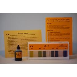 DUKE Sada na stanovenie pH (8,0 - 9,5)
