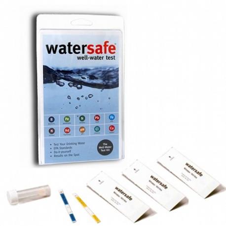Sada testov na meranie kvality studničnej vody
