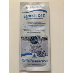 Sanosil D10 Dezinfekčný prípravok
