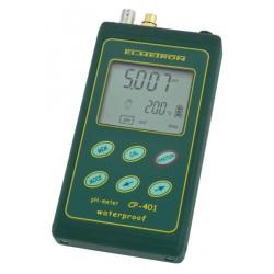 CP-401 Profesionálny vodotesný pH/ORP meter v kufríku