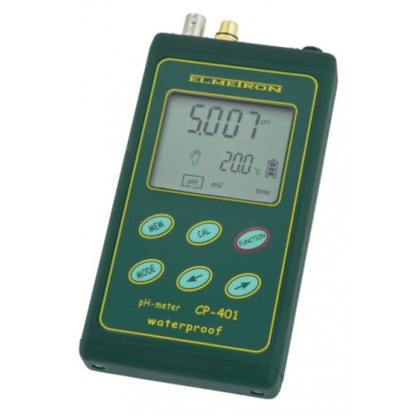 CP-401 vodeodolný pH meter