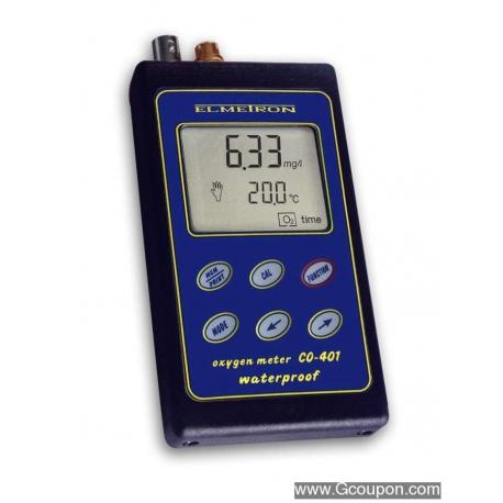 CO-401 vodeodolný merač rozpusteného kyslíka