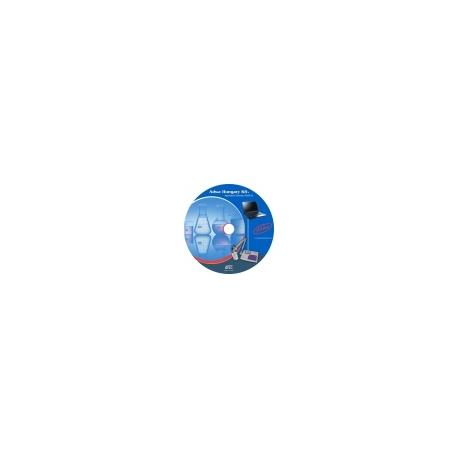 Adwa AD9316 Aplikačný software pre AD332 a stolné merače